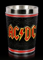 AC/DC Schnapsbecher mit Logo