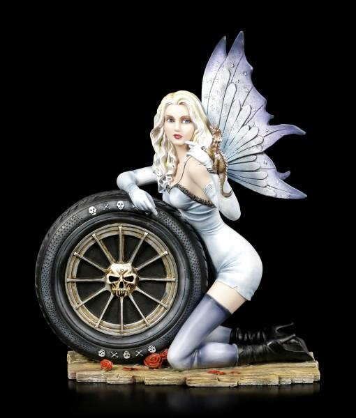 Fairy Figurine - Sexy Aera with short Dress