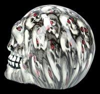 Skull - Bloodshot - medium