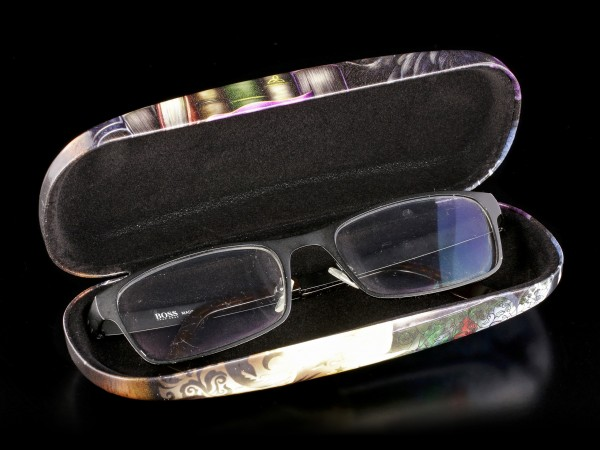 Glasses Case with Cat - Familiarity