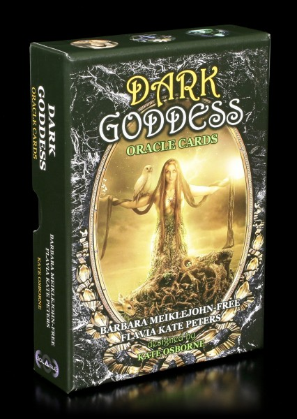 Oracle Cards - Dark Goddess