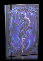 Hardback Dragon Journal - Storm Blade