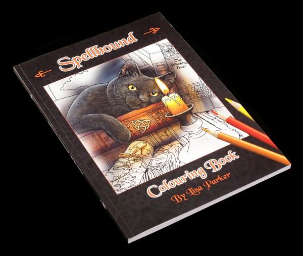 Spellbound Malbuch - Lisa Parker