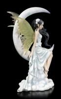 Fairy Figurine - Frost Moon by Nene Thomas