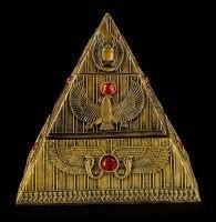 Egyptian Pyramid Box