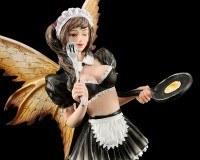 Elfen Figur - Sexy Küchenhilfe