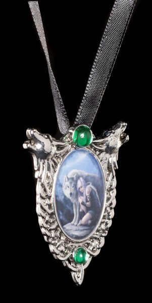 Protector Cameo by Anne Stokes