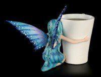 Fairy Figurine - Comfort Cup Faery
