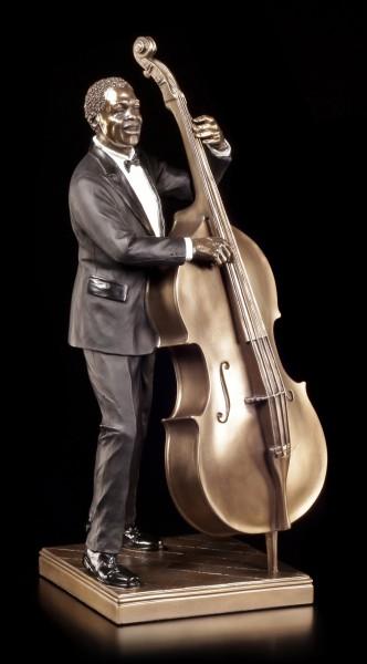 The Jazz Band Figur - Kontrabass Spieler