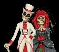 Skelett Brautpaar - Forever by your Side
