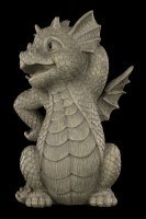 Garden Figurine - Dragon Pretty