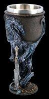Dragon Goblet - Stone Blade