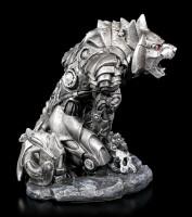 Steampunk Werewolf Figurine - Werewolf Lair
