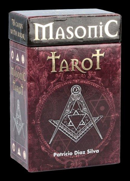 Tarotkarten Freimaurer - Masonic