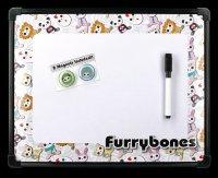 Furrybones Magnet- & Schreibtafel
