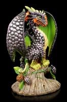 Drachen Figur - Blackberry Dragon by Stanley Morrison
