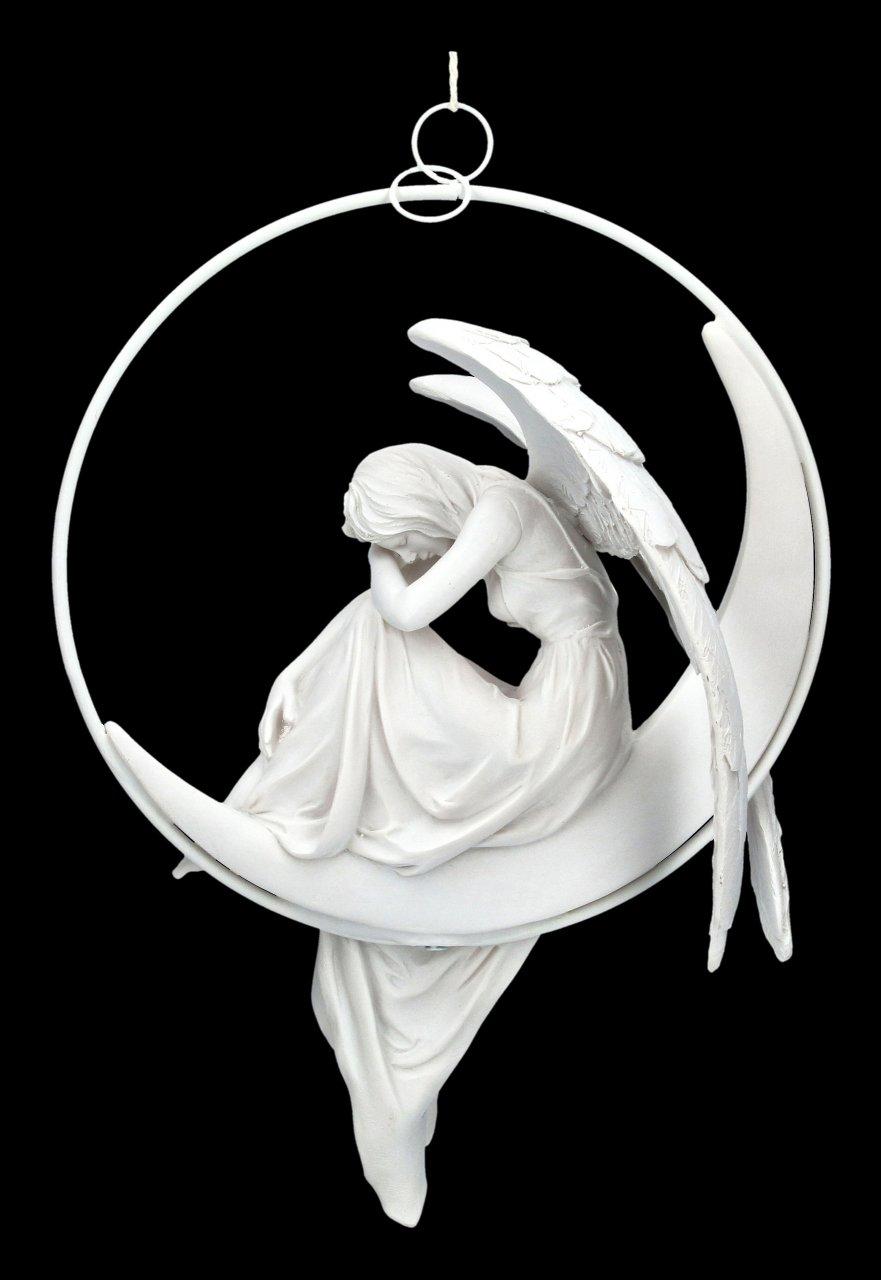 Engel Figur zum Hängen - Angels Serenity