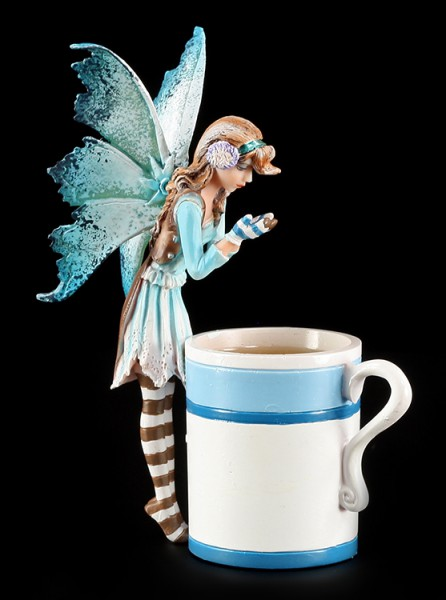 Fairy Figurine - Hot Cocoa Faery