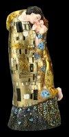 Der Kuss Figur by Gustav Klimt