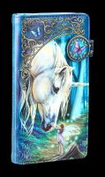 Purse with Unicorn and Fairy - Fairy Whispers