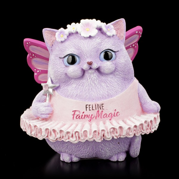 Preview: Snapcat Figurine - Feline Fairy Magic