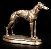Hunde Figur - Greyhound stehend