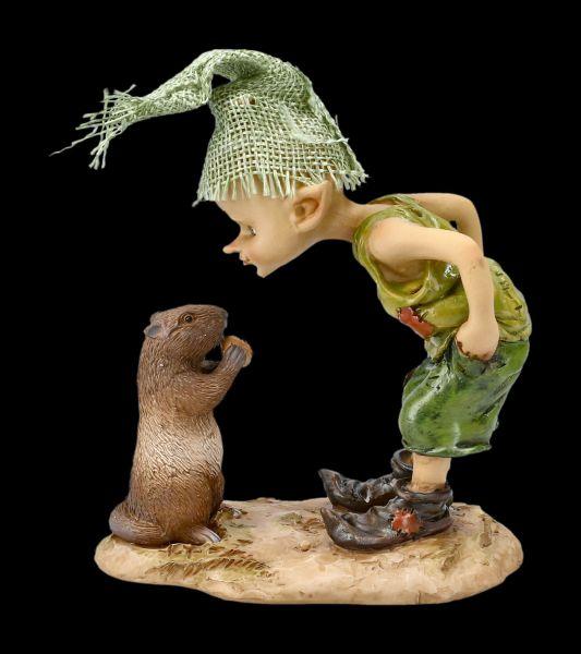 Pixie Goblin Figurine - Groundhog Day