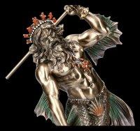 Poseidon Figur - Griechischer Gott des Meeres