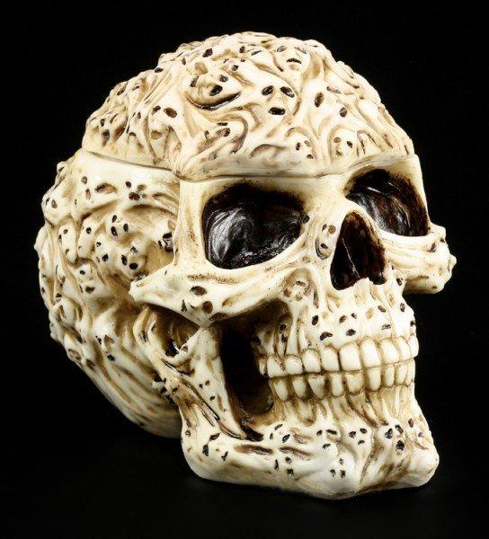 Nemesis Now Totenkopf - gequälte Seelen Schädel