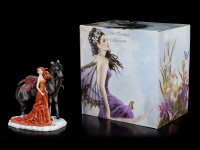 Elfen Figur - Echoes of Autumn by Nene Thomas