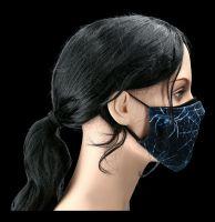 Gesichtsmaske Spinne - Spidrasicas Web