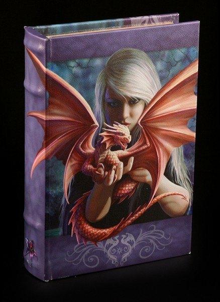 Buch Schatulle - Dragonkin