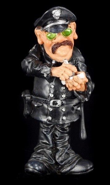 Polizist - Funny Job Figur
