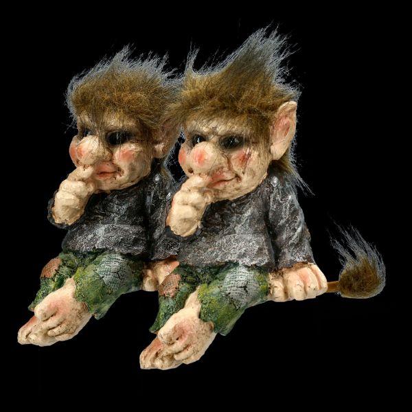 Troll Figurines Set - Shelf Sitter