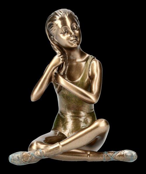 Ballerina Figurine - Au repos sitting