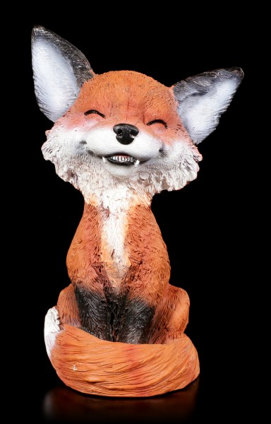 Fox Figurine - Count Foxy