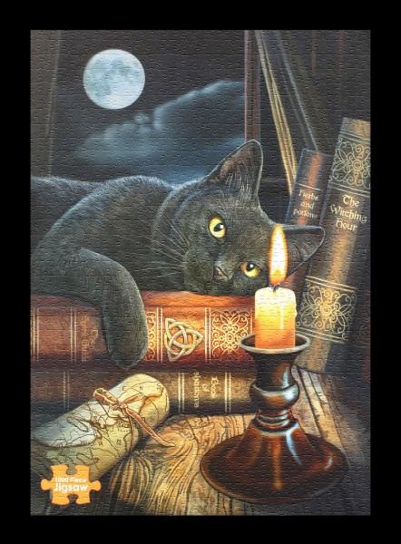 Jigsaw Puzzle - The Witching Hour