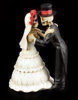 Skeleton Figurine - Endless Love