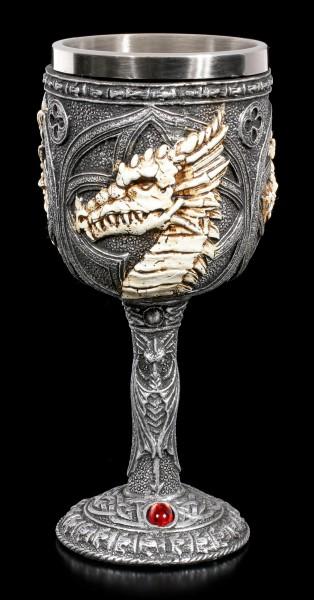 Drachen Kelch - Made in Hell