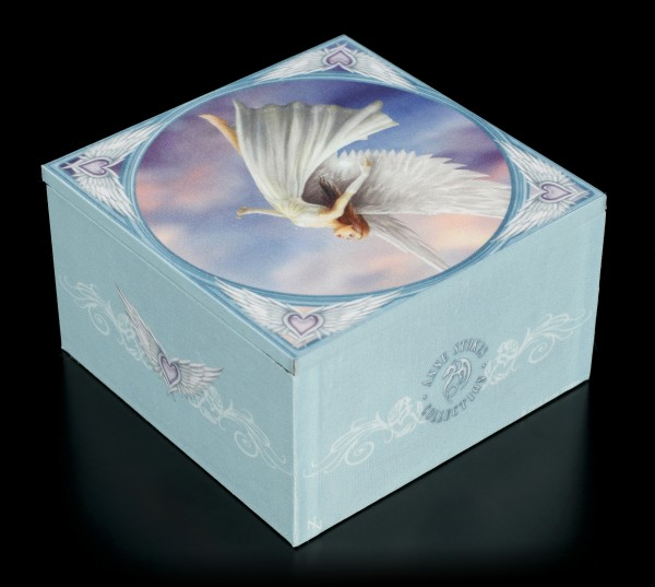 Mirror Box with Angel - Ascendance