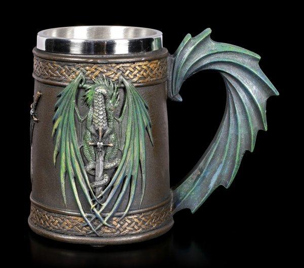 Dragon Tankard - Skull Blade