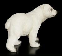 Eisbären Baby Figur - Tapsend