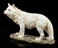 Wolf Figurine - A Track in the Air