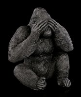 Gorilla Figurines - No Evil