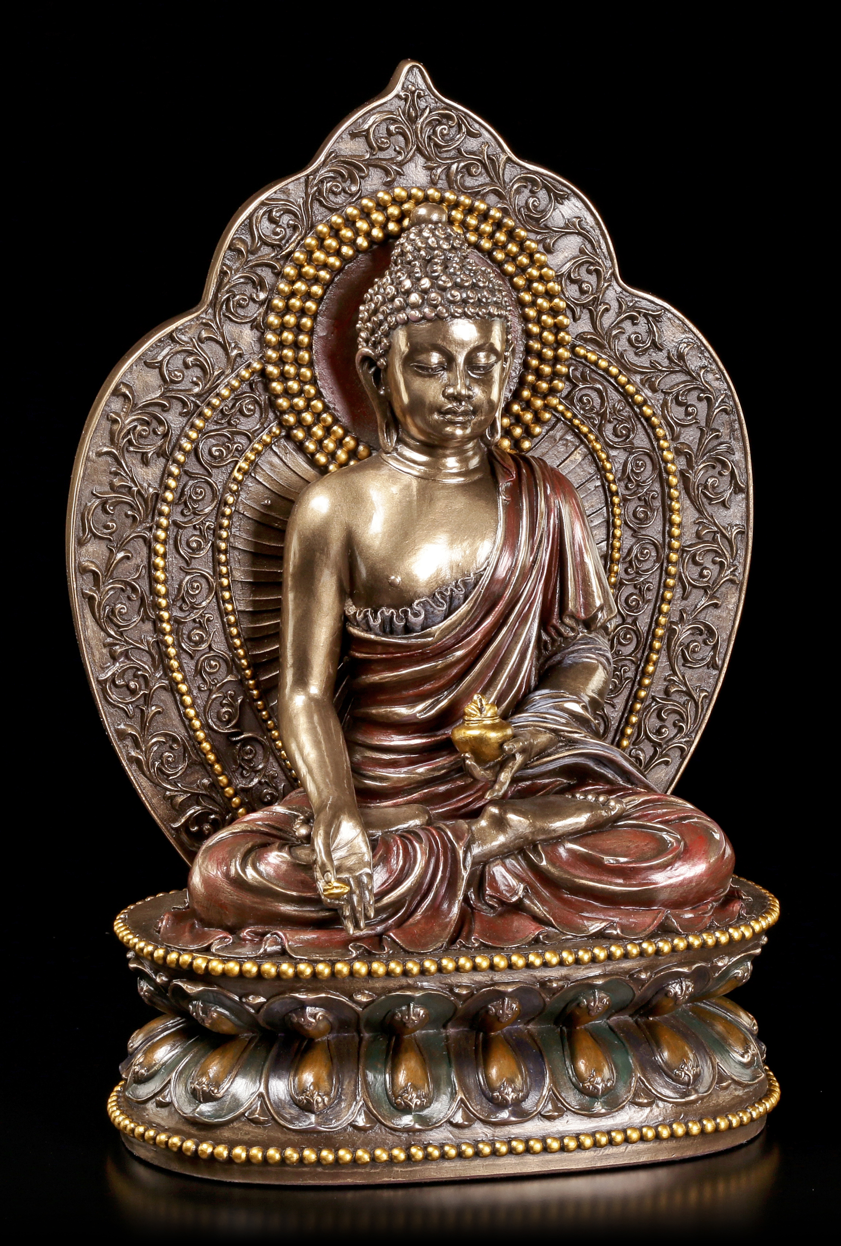 buddha figuren g nstig online kaufen. Black Bedroom Furniture Sets. Home Design Ideas