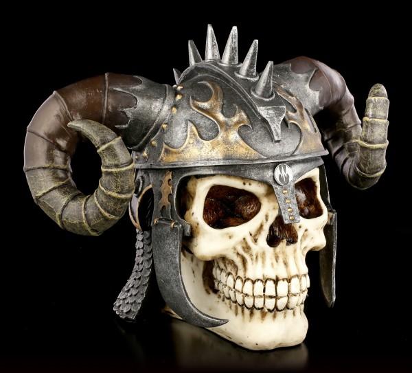 Skull Viking - Hell Knight by Markus Mayer