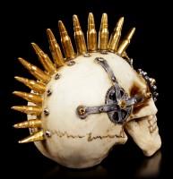 Steampunk Totenkopf - Gears of War klein