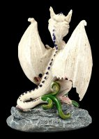 Dragon Figurine - Garlic