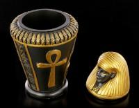 Canopic Jar - Imset - Son of Horus