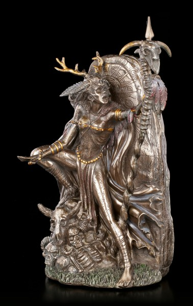 Morgan le Fay Figurine - Halfsister of King Arthur